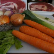 Pot-au-feu de canard aux légumes anciens