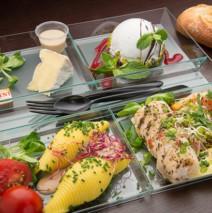 Plateau-repas pour les entreprises : la gastronomie au premier plan