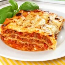 Recette de lasagne